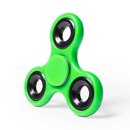 Fidgetspinner groen