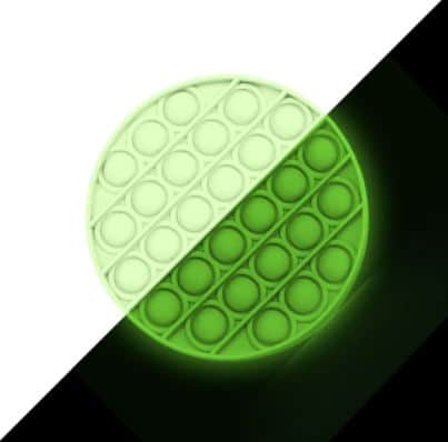 glow in the dark rond