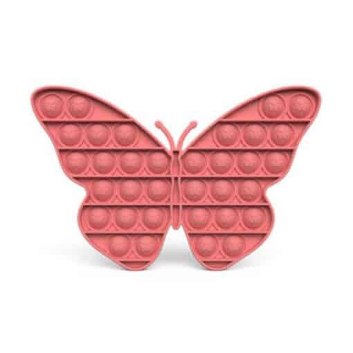 Pop it vlinder