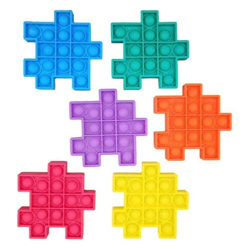 Pop it fidget cube